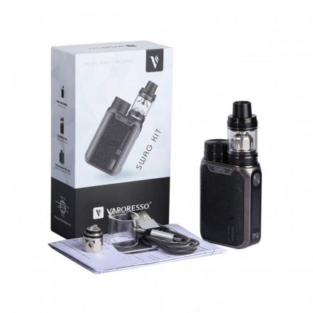 Vaporesso kit 80w swag TC kit 2ml & 3.5ml