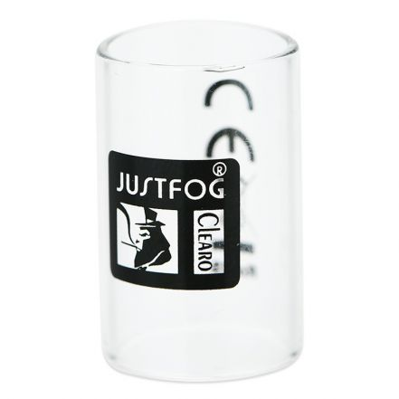Tube pyrex de remplacement pour Q16 Justfog