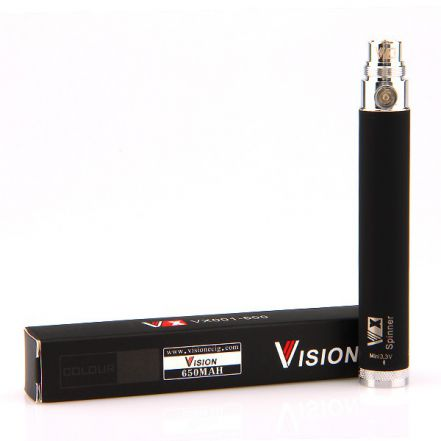 Batterie Vision Spinner eGo variable votage 650 mAh