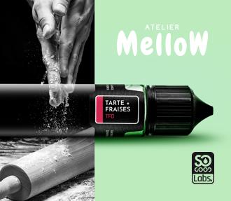 Découvrez la gamme Mellow 50 Ml
